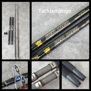 BN BOAT ROD WITH FUJI GUILDES & ROD SET SINGLE BUY $60 BUDDY BUY $115