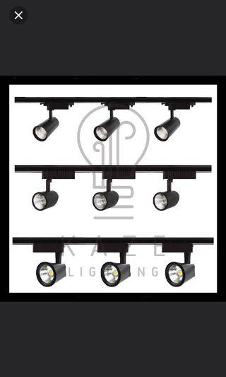 Clearance 12x TrackLights + 4x 2metre Strips