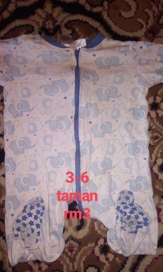 Sleepsuit murah