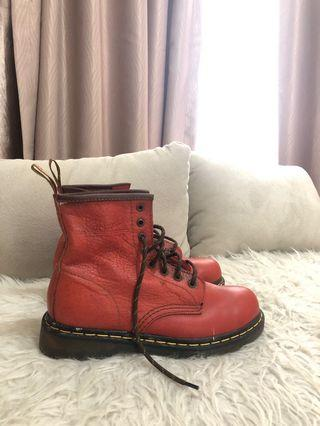 Boots dr. martin