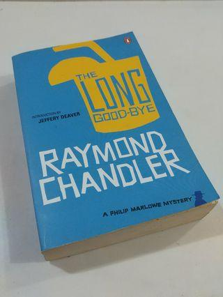 🚚 (降價)雨之舖●原文書The Long Goodbye (Raymond Chandler)