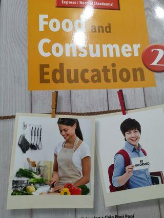🚚 Food and consumer textbook