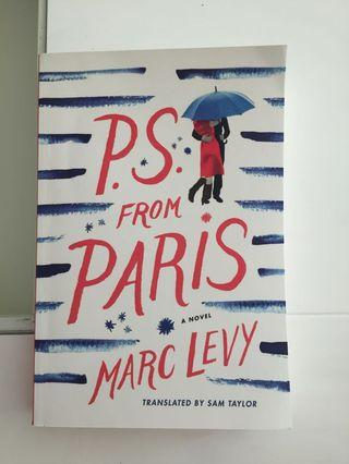 P. S. From Paris by Marc Levy