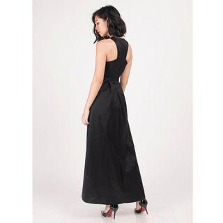 ELLYSAGE Jevelin Maxi Dress Exclusive (Black)