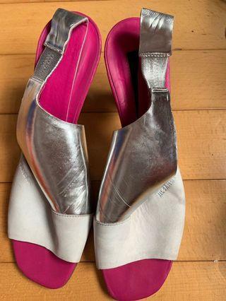 Jill Stewart heels