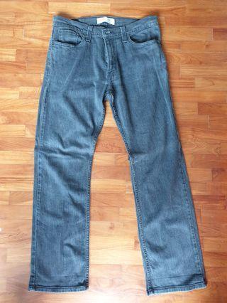 Levi's 514 Slim Straight stretch Jean's W34 L30 Unworn