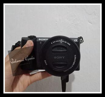 Kamera Sony A5100 (Alpha5100)