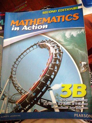 2A 2B 3A 3B Mathematics In Action