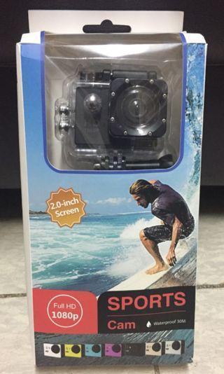 車cam. Sport Cam full HD 1080p 清貨價100