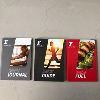 Fitness First 3 buku