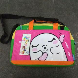 Dooodolls colorful laptop bag original