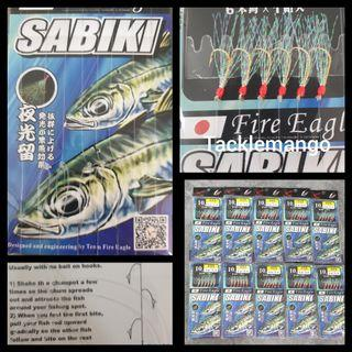 🚚 BN FIRE EAGLE SABIKI JAPAN QUALITY