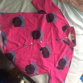 🚚 [出清衣櫃]美式浮誇襯衫