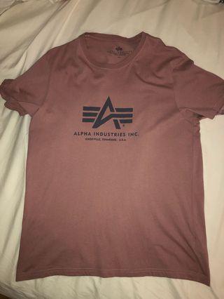 Alpha industries t shirt