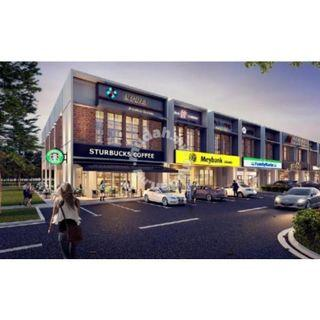[LIMITED] NEW Double 2 storey Shop / Factory,  Serdang, Puchong , Cyberjaya , Sepang,Kajang, Dengkil,