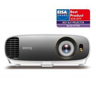 BenQ W1700 4K UHD HDR 3D DLP Projector
