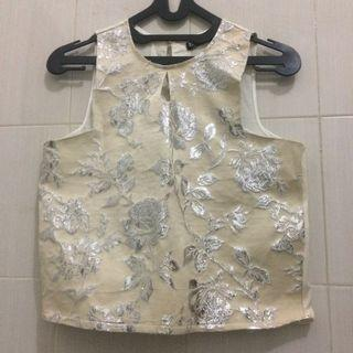 crop top all size fit to M