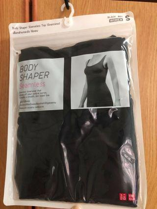 Uniqlo Body Shaper Sleeveless Top (Seamless)
