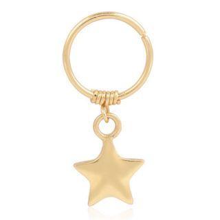 🚚 BNIP star earring huggies