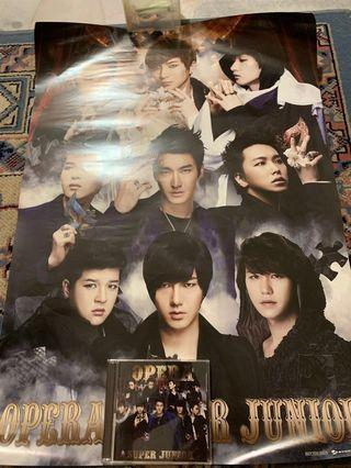 Super Junior - Opera (Jap Version)