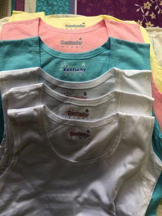BN Baby Clothes/Sando