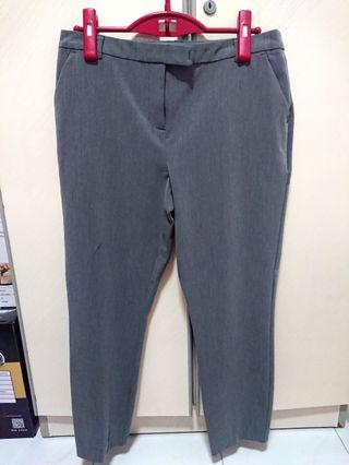 Topshop Grey Pants