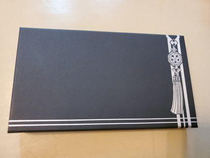 [韓國禮品套裝] 咭片套 咭片盒 筆 文具