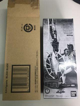S.h.f 魂限 blade blade武器set
