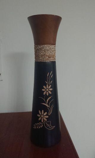 🚚 木質花瓶