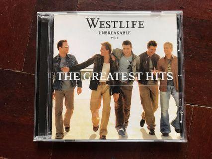 Westlife Unbreakable VOL 1