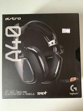 🚚 Astro A40 TR Black