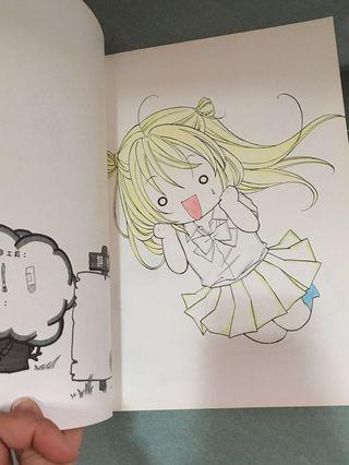 🐳少女漫畫教程🐳