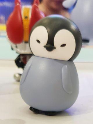 Bandai capchara animal 企鵝扭蛋 全新