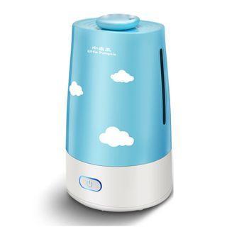 Little Pumpkin Air Humidifier Purifier Aromatherapy 3L (Blue Cloud)