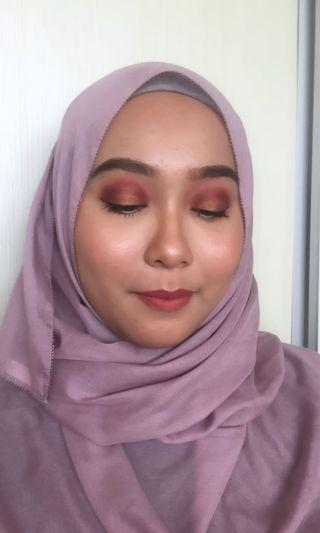 Make Up Service murah kl kelate jb