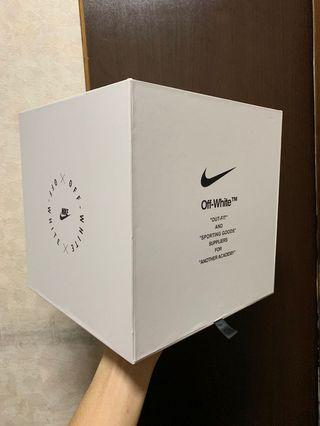 Nike x off white聯名足球