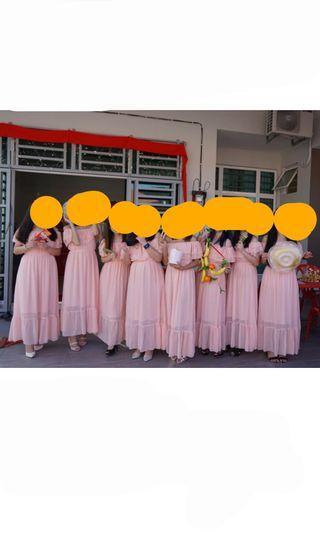 🚚 Bridesmaids Dress