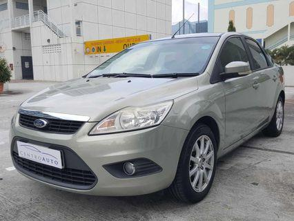 Ford Focus 1.6 Trend 4-Dr Manual
