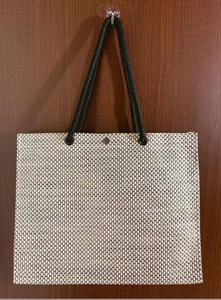 [少用]編織提袋