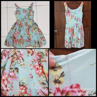 PRELOVED Flower Dress