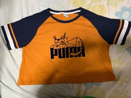 PUMA CROP TOP (original)