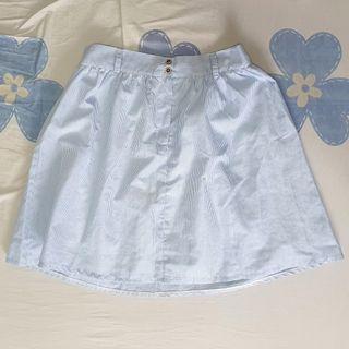 ✨ BN Pinstripe Skirt