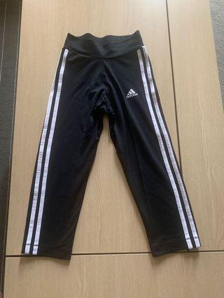 🚚 Pre loved Authentic Adidas 3/4 pants