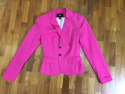 🚚 Pink Coat