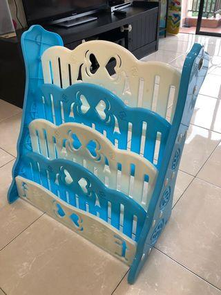 Children Book Rack