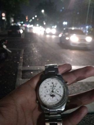 Jam rolex chronographe