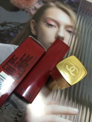 🚚 專櫃正貨香奈兒限量紅管唇膏#N2