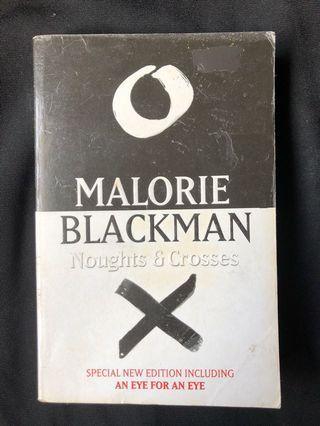 🚚 Noughts & Crosses by Malorie Blackman