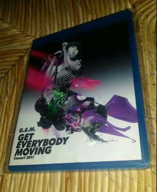 中古二手 演唱會 鄧紫棋 (G.E.M.) - Get Everybody Moving Concert 2011 (Blu-ray) 藍光碟 bluray blu ray