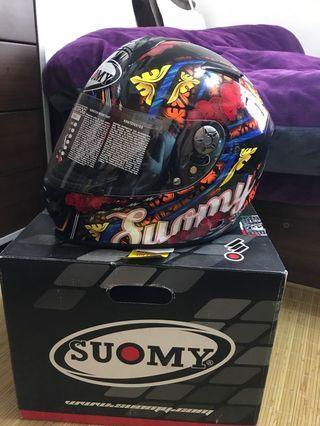Suomy SR SPORT Skull 輕量化全罩式安全帽